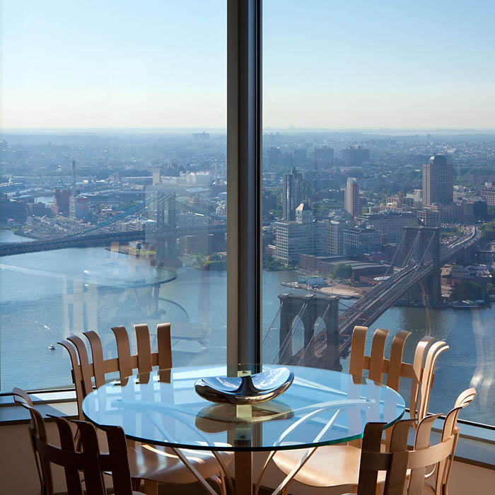 New York City Rental: New York By Gehry: Tallest Residential Tower In Western