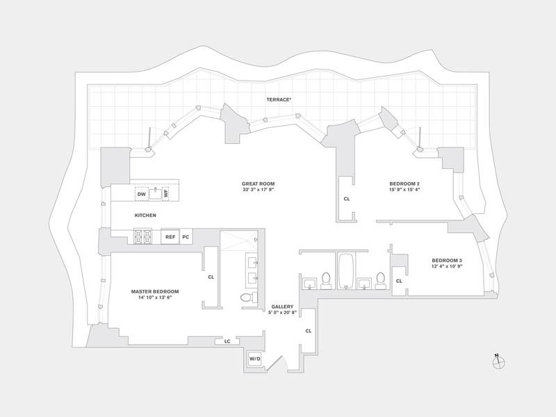 new york by gehry rental residence building tower manhattan new york city 25 New York by Gehry: Tallest Residential Tower in Western Hemisphere
