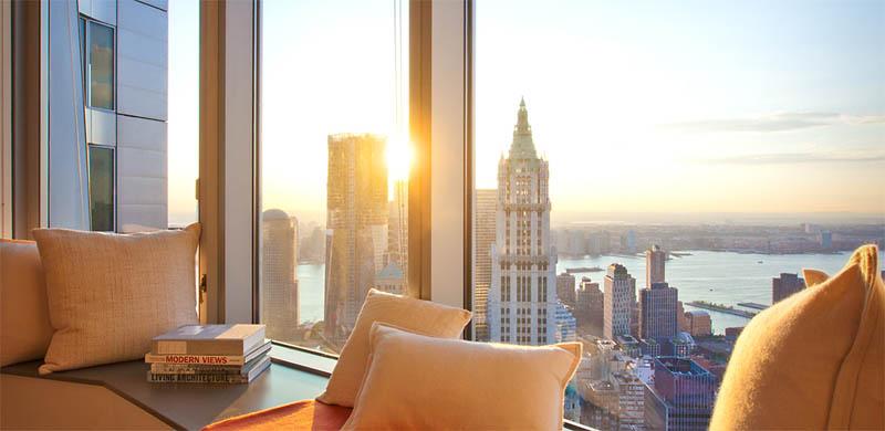 new york by gehry rental residence building tower manhattan new york city 33 New York by Gehry: Tallest Residential Tower in Western Hemisphere