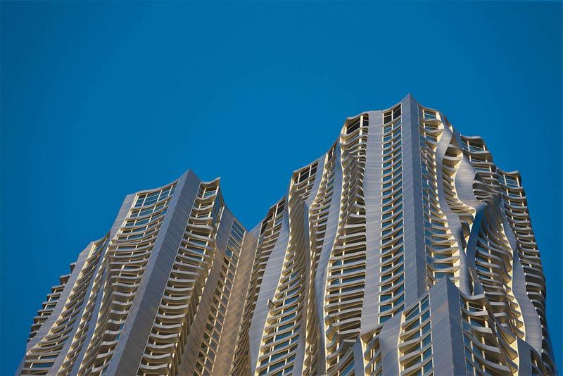 new york by gehry rental residence building tower manhattan new york city 4 New York by Gehry: Tallest Residential Tower in Western Hemisphere