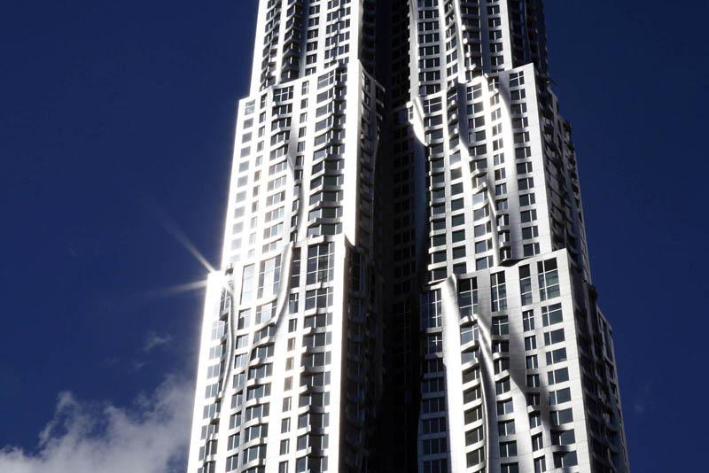 new york by gehry rental residence building tower manhattan new york city 8 New York by Gehry: Tallest Residential Tower in Western Hemisphere