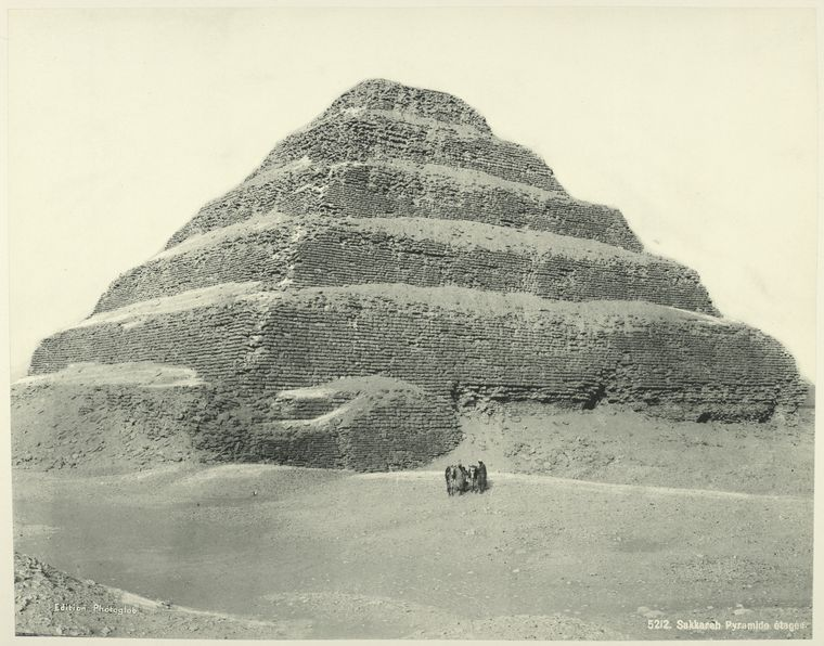 old vintage photos of egypt 1870 1875 21 Rare Photos of Egypt from the 1870s