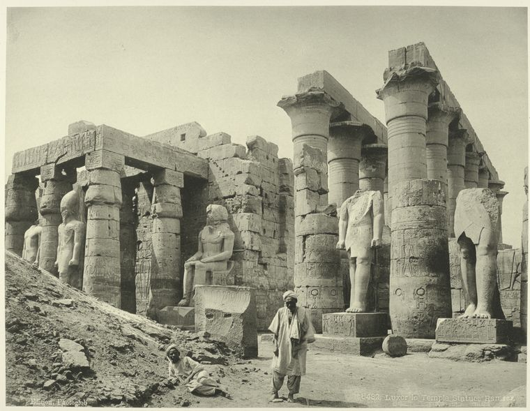 old vintage photos of egypt 1870 1875 23 Rare Photos of Egypt from the 1870s