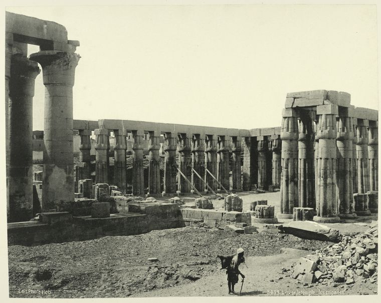 old vintage photos of egypt 1870 1875 24 Rare Photos of Egypt from the 1870s