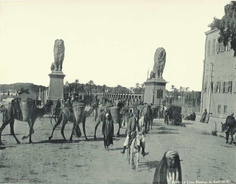 old vintage photos of egypt 1870 1875 5 Rare Photos of Egypt from the 1870s