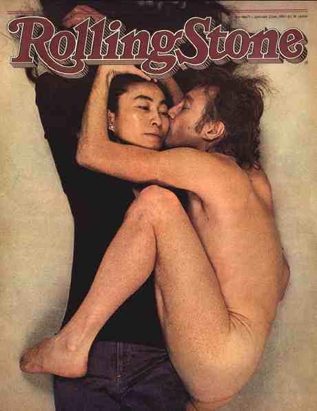 rolling stone magazine cover john lennon yoko ono This Day In History   November 9th