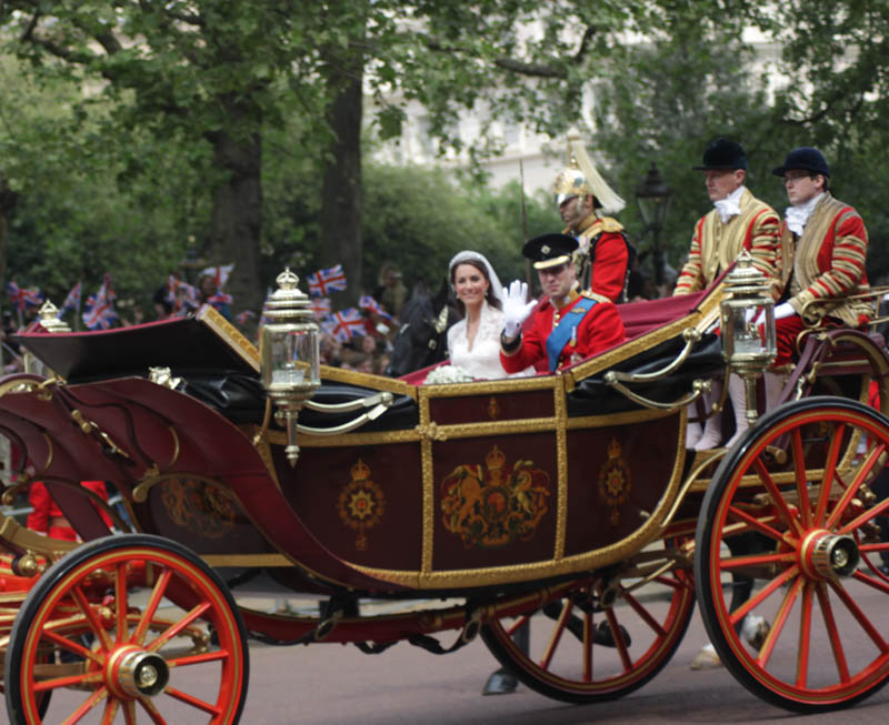 royal carriage wedding of prince william of wales and kate middleton This Day In History   November 16th