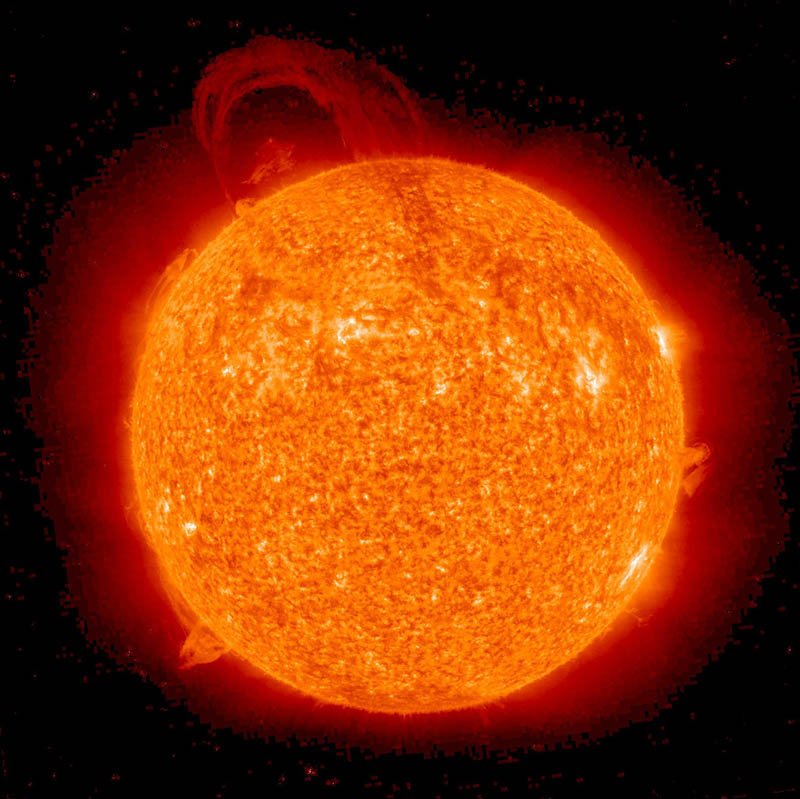 the sun 15 Mind Blowing Featured Images by NASA