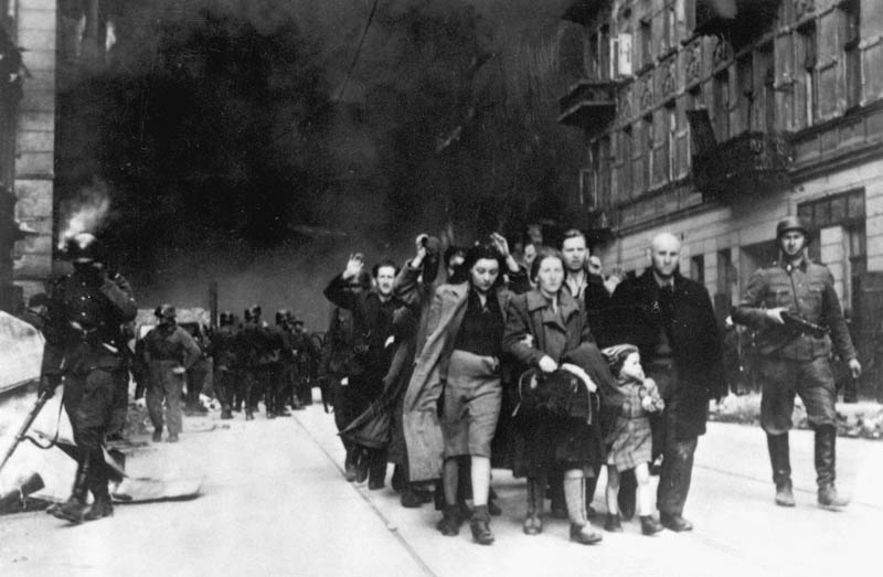 warsaw ghetto uprising This Day In History   November 16th