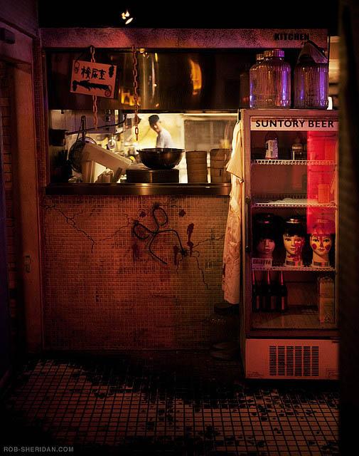 alcatraz er restaurant tokyo japan 11 3 Bizarre Theme Restaurants in Tokyo, Japan