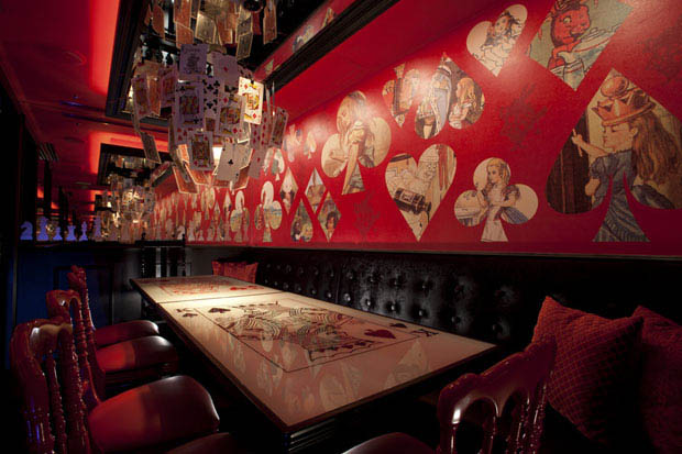 Bizarre Theme Restaurants In Tokyo Japan TwistedSifter - Bizarre themed rooms