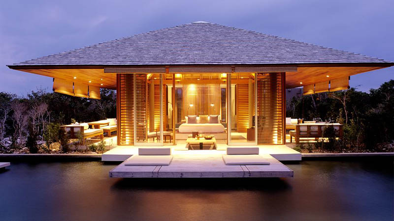 amanyara providenciales kiwi 2 The Beaches and Resorts of Turks and Caicos [40 photos]