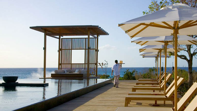 amanyara providenciales kiwi 6 The Beaches and Resorts of Turks and Caicos [40 photos]