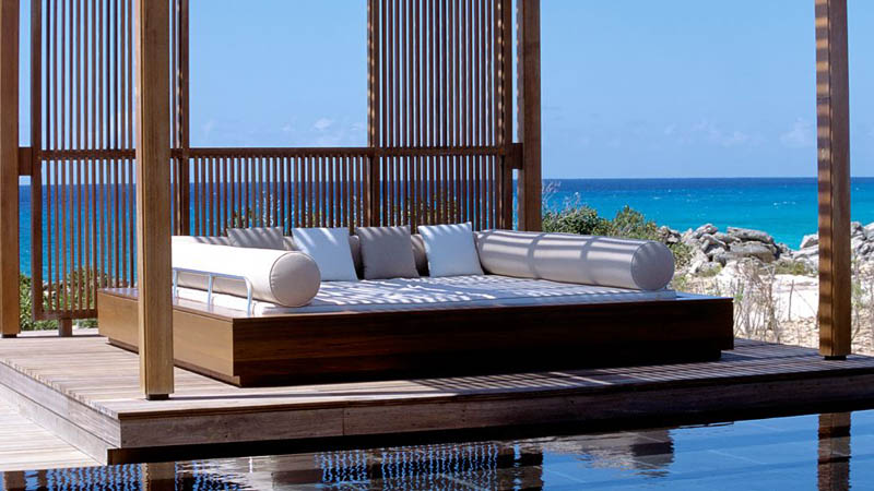 amanyara providenciales kiwi The Beaches and Resorts of Turks and Caicos [40 photos]