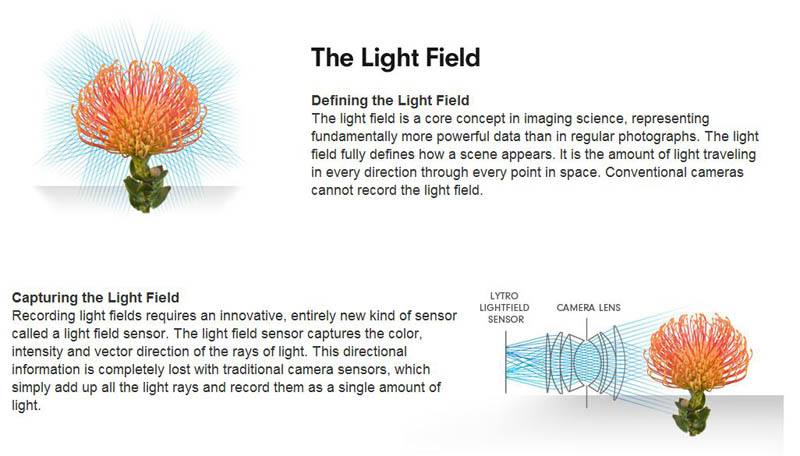 how a light field camera works lytro 1 Incredible Interactive Photos Let You Focus Anywhere