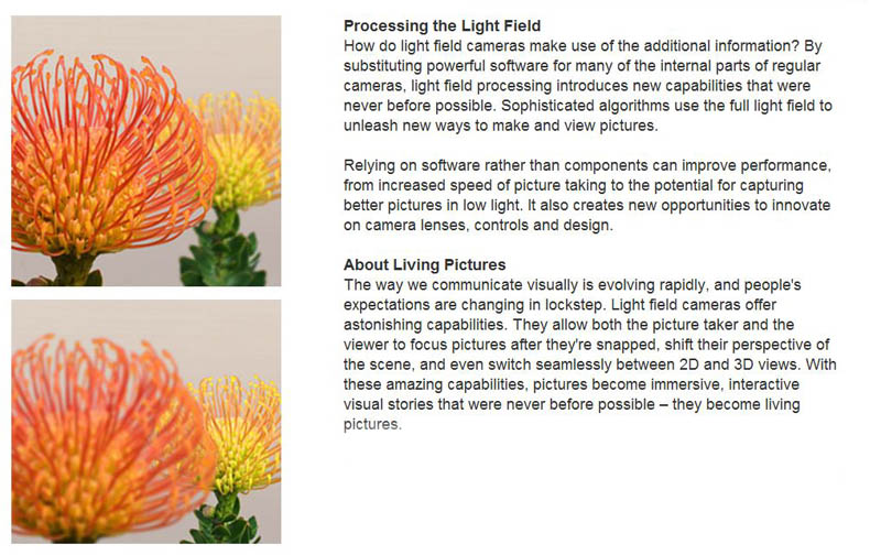 how a light field camera works lytro 2 Incredible Interactive Photos Let You Focus Anywhere