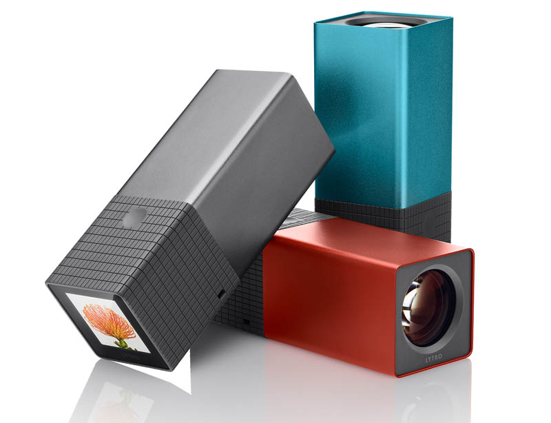 lytro family of light field cameras Incredible Interactive Photos Let You Focus Anywhere