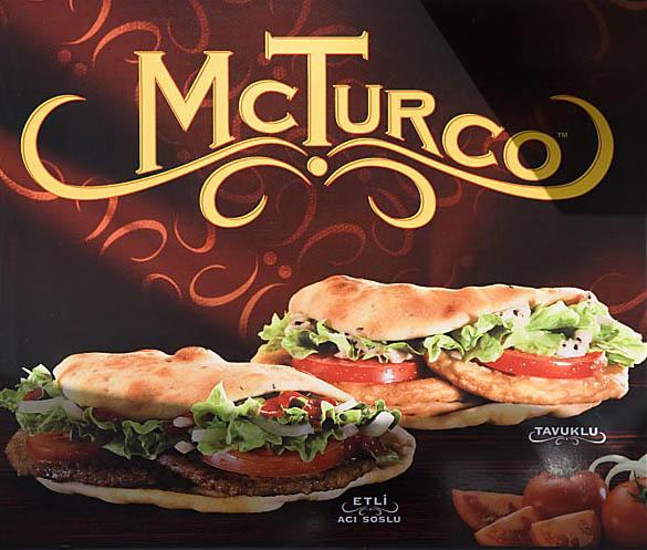 mcturco turkey mcdonalds 29 Exotic McDonalds Dishes Around the World