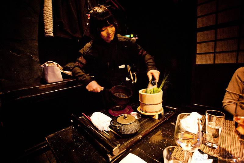 ninja akasaka restaurant tokyo 7 3 Bizarre Theme Restaurants in Tokyo, Japan