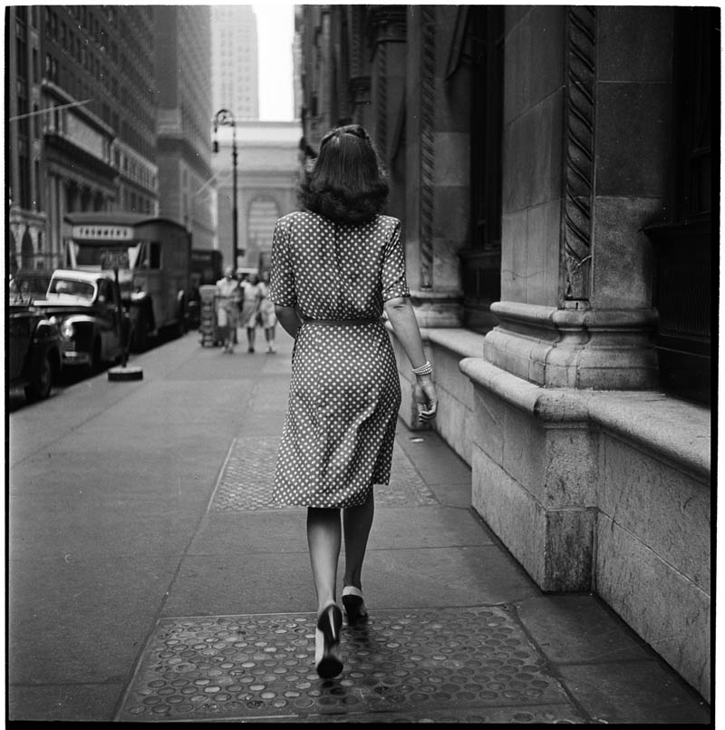 photographs by stanley kubrick look magazine life in new york 40s 13 Stanley Kubricks Photos of New York Life in the 40s