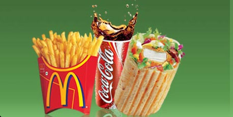 the paneer salsa wrap india 29 Exotic McDonalds Dishes Around the World