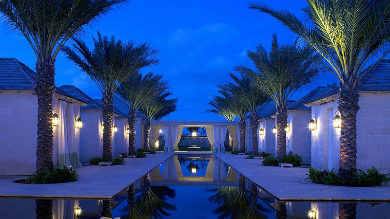 the regent palms turks and caicos The Beaches and Resorts of Turks and Caicos [40 photos]