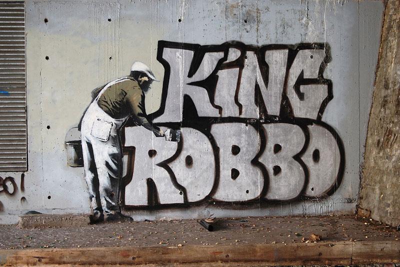 banksy robbo war london camden history 6 The Banksy vs Robbo War in Pictures