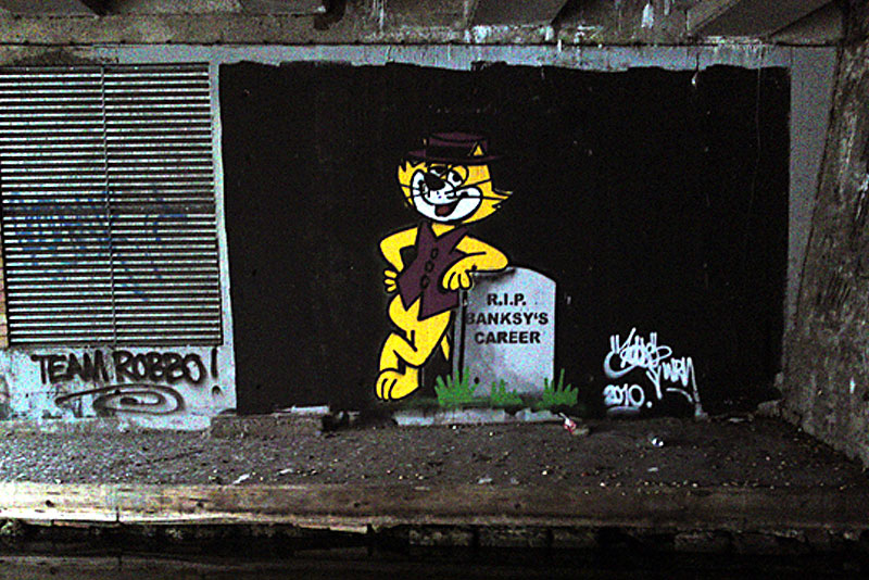 banksy robbo war london camden history 8 The Banksy vs Robbo War in Pictures