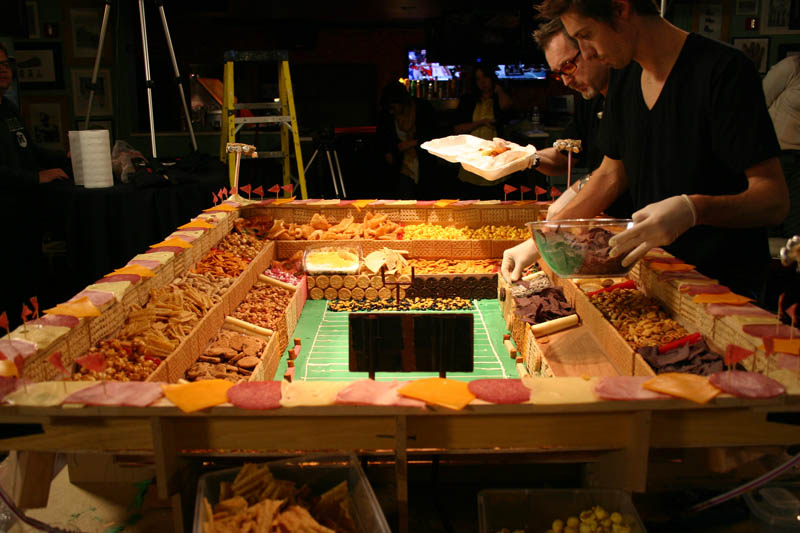 biggest snack stadium 3 The Best Super Bowl Snack Stadiums Ever