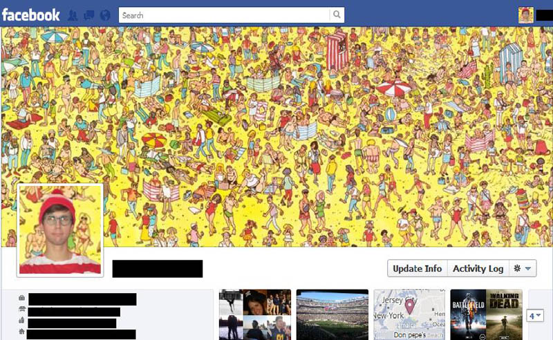 funny creative facebook timeline cover 15 25 Funny and Creative Facebook Timeline Covers
