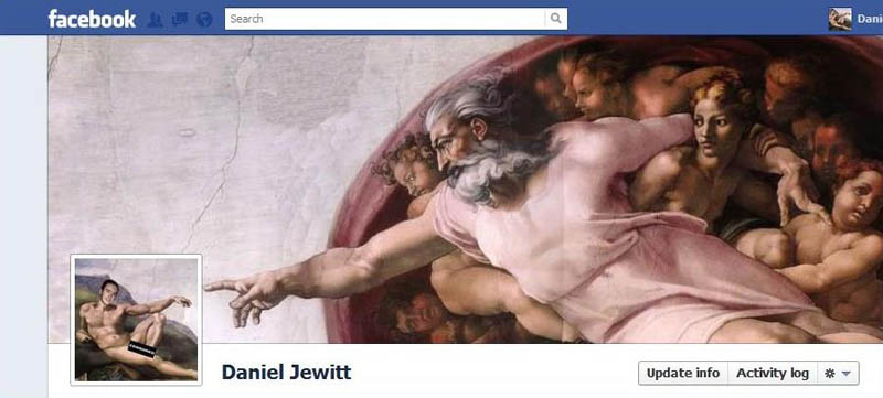 Creative Facebook Cover ~ Funny and creative facebook timeline covers «twistedsifter