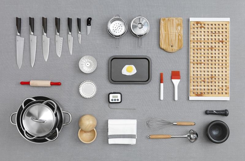 ikea kitchen table art carl kleiner 3 IKEA Kitchen Table Art by Carl Kleiner