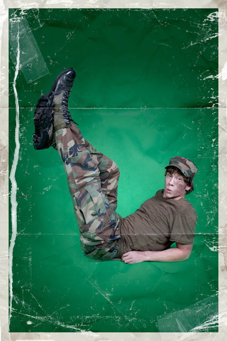 men in pinup poses male pinup calendar rion sabean 8 Men Ups: Men in Stereotypical Pin Up Poses