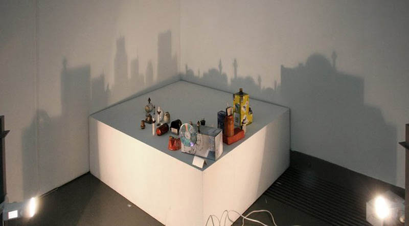 shadow art by rashad alakbarov 2 Brilliant Shadow Art by Rashad Alakbarov
