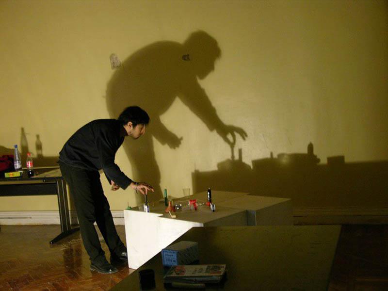 shadow art by rashad alakbarov 3 Brilliant Shadow Art by Rashad Alakbarov