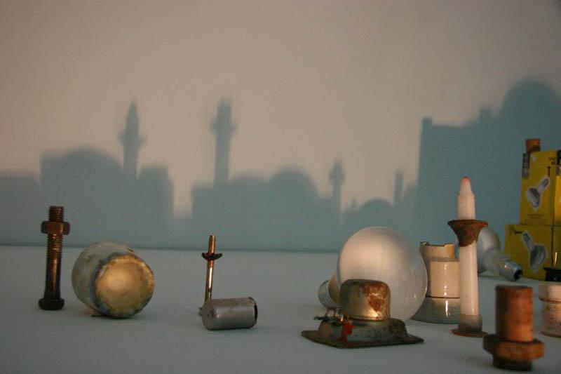 shadow art by rashad alakbarov 5 Brilliant Shadow Art by Rashad Alakbarov