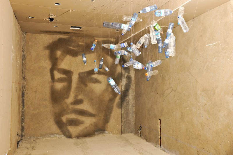 shadow art by rashad alakbarov 8 Brilliant Shadow Art by Rashad Alakbarov