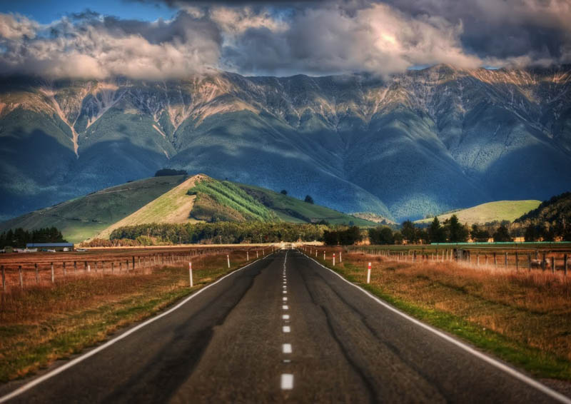 Picture of the Day: New Zealand the Beautiful