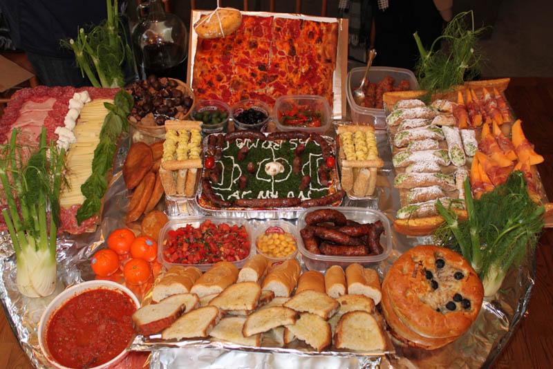 superbowl snack stadiums 13 The Best Super Bowl Snack Stadiums Ever