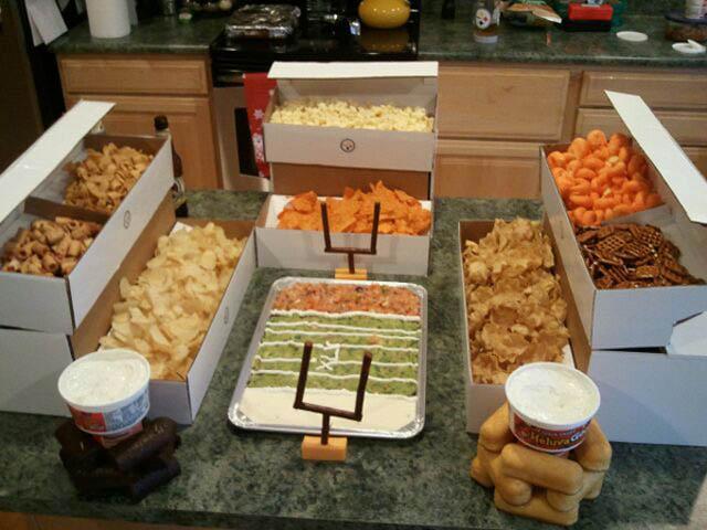 superbowl snack stadiums 15 The Best Super Bowl Snack Stadiums Ever