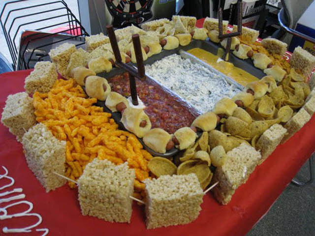The Best Super Bowl Snack Stadiums Ever 171 Twistedsifter