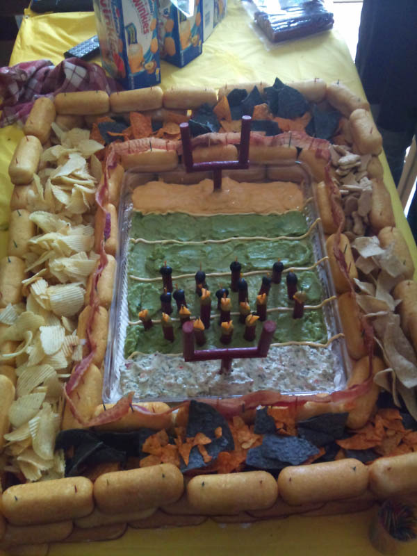superbowl snack stadiums 17 The Best Super Bowl Snack Stadiums Ever
