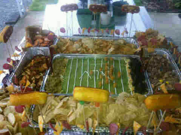 superbowl snack stadiums 18 The Best Super Bowl Snack Stadiums Ever