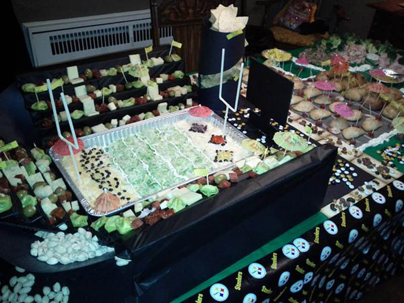 superbowl snack stadiums 19 The Best Super Bowl Snack Stadiums Ever
