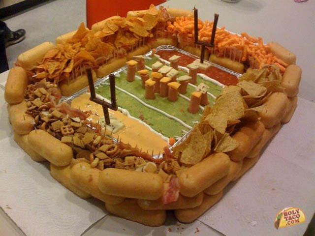 superbowl snack stadiums 27 The Best Super Bowl Snack Stadiums Ever