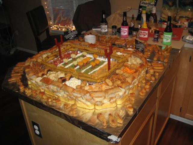superbowl snack stadiums 8 The Best Super Bowl Snack Stadiums Ever
