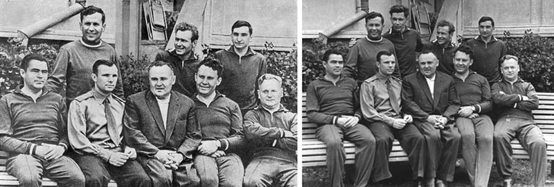 1961 russian cosmonaut removed 12 Historic Photographs That Were Manipulated