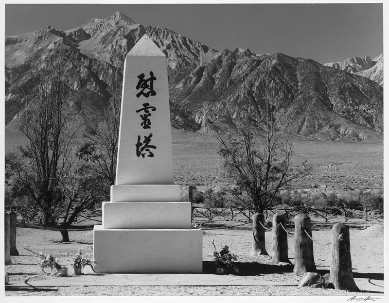 ansel adams life on japanese internment camps wwii manzanar 23 Ansel Adams Captures Life on a Japanese Internment Camp