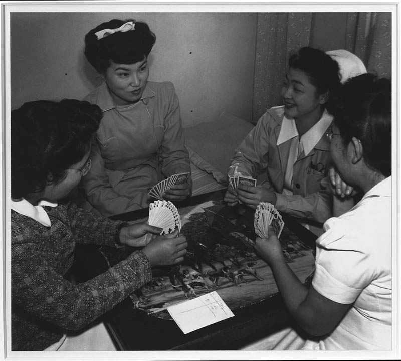 ansel adams life on japanese internment camps wwii manzanar 28 Ansel Adams Captures Life on a Japanese Internment Camp