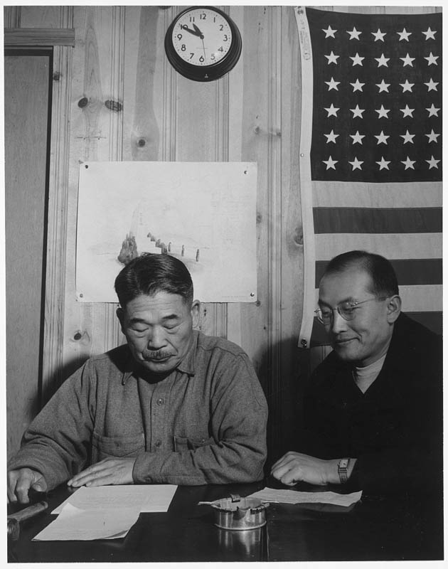 ansel adams life on japanese internment camps wwii manzanar 29 Ansel Adams Captures Life on a Japanese Internment Camp